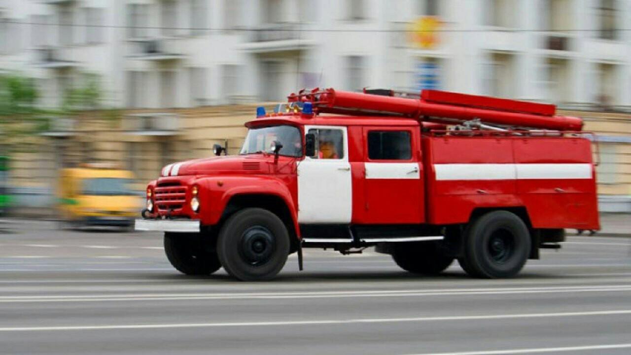В Торопце случился пожар на пересечении двух улиц