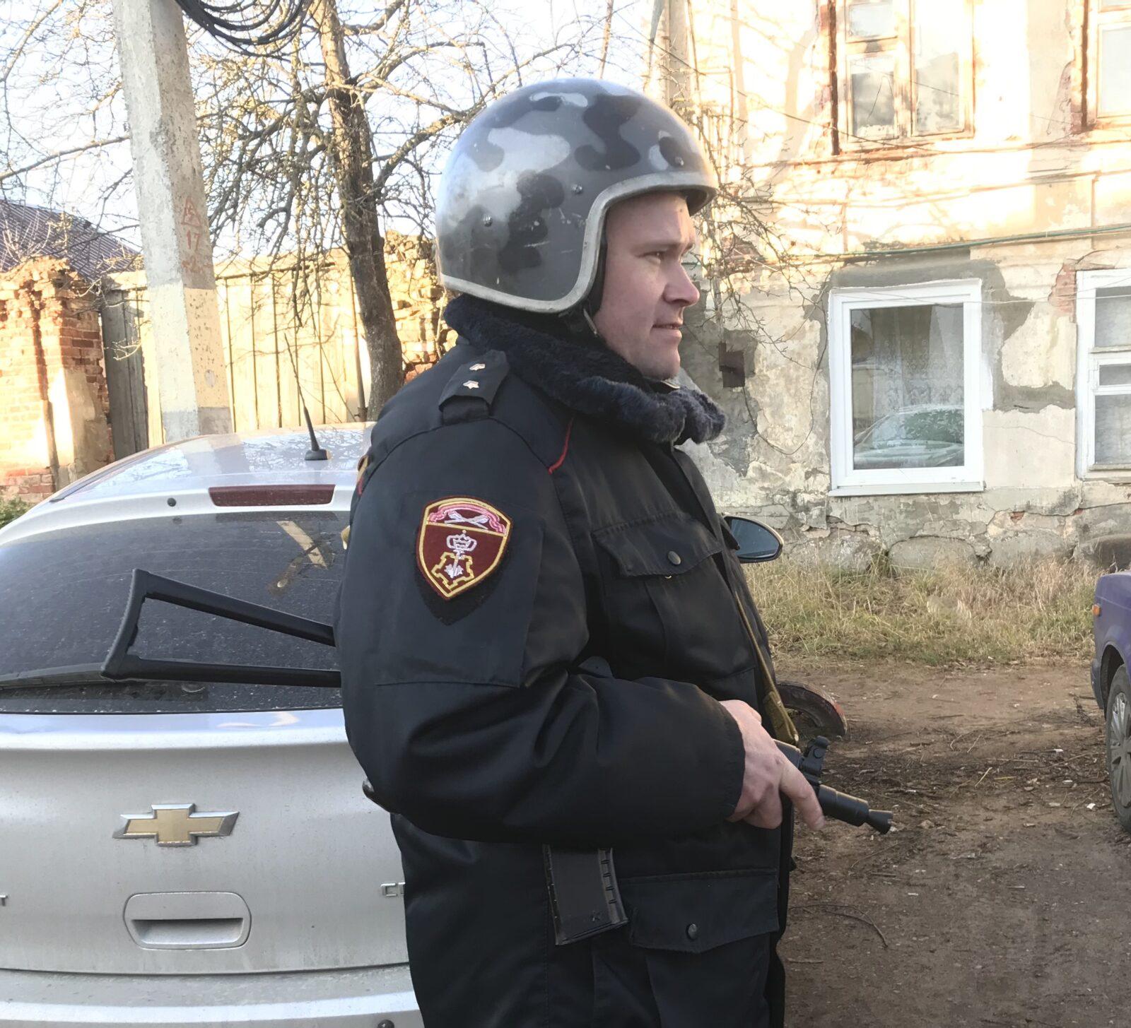 В Зубцове росгвардейцы нашли ушедшего из общежития подростка