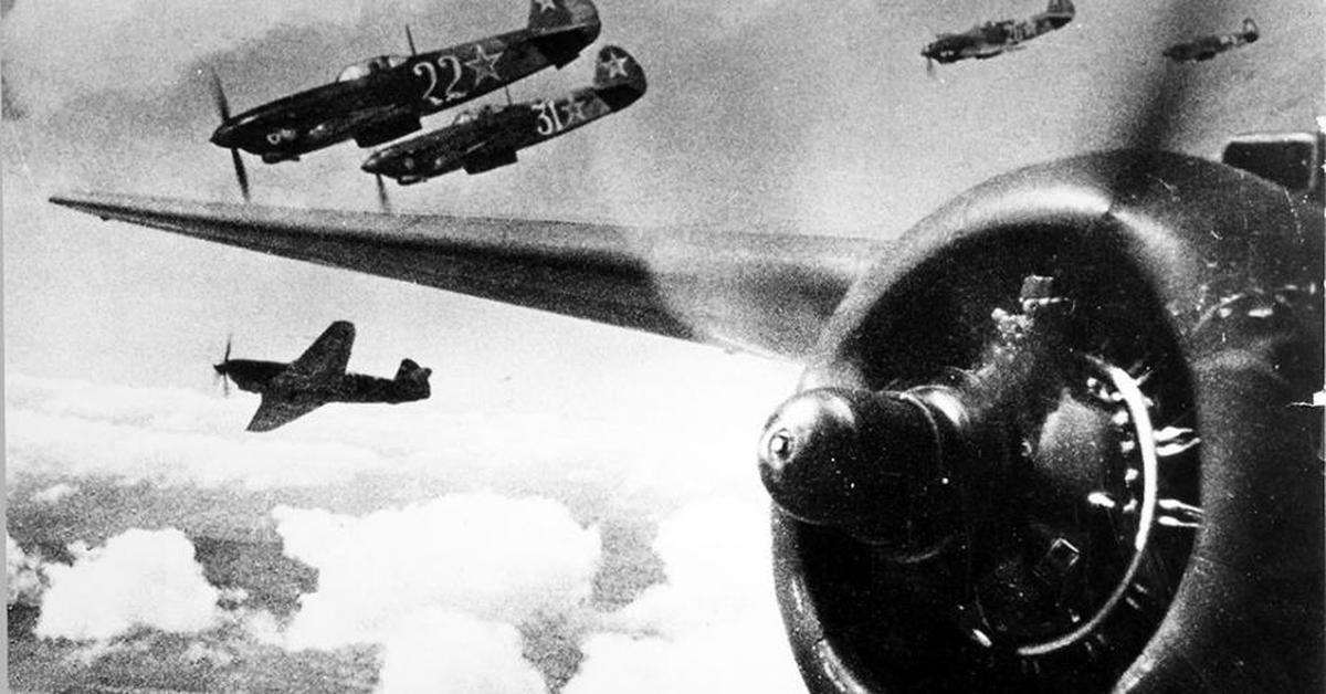 Установлена судьба летчика, погибшего под Осташковом
