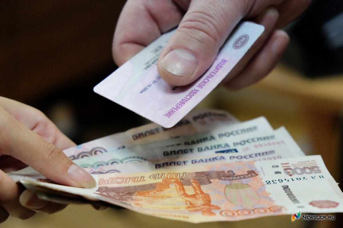 В Тверской области поддельные права не дали мужчине далеко уехать