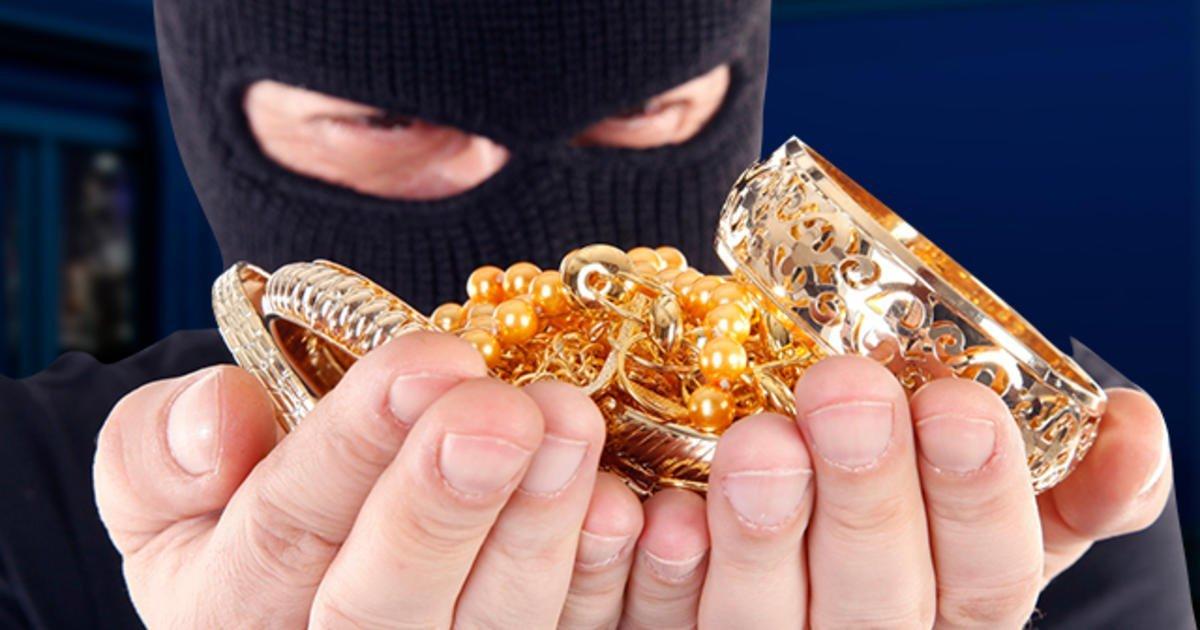 В Тверской области несовершеннолетние воры «увели» у подружки все золото