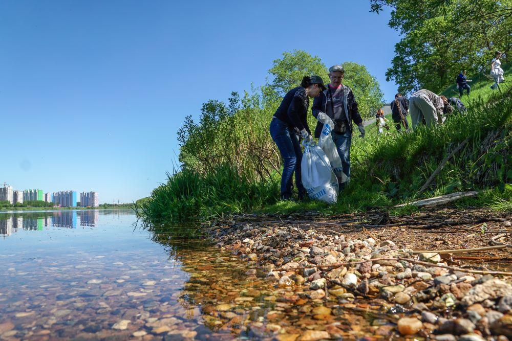 В Тверской области начинается генеральная уборка берегов рек и озер