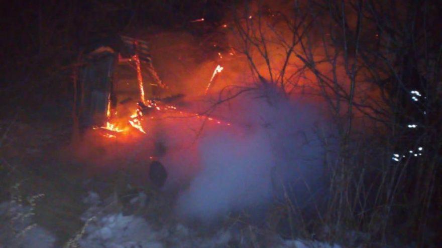 В Тверской области звонок о пожаре поступил слишком поздно