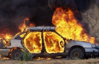 Ревнивец избил и попытался сжечь женщину в Тверской области