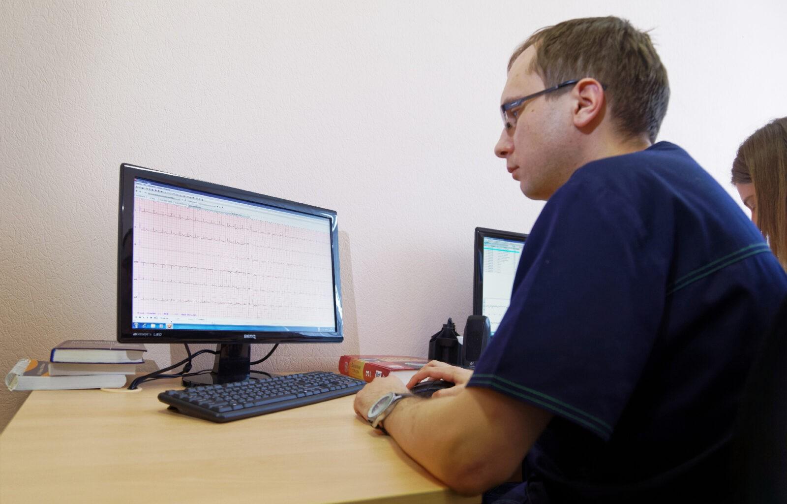 В Тверской области закупили новые приборы для диагностики болезней сердца
