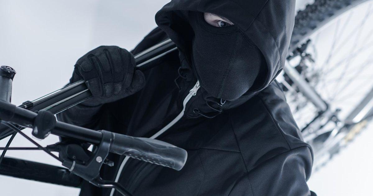 В Твери украденный велосипед быстро вернули законному владельцу