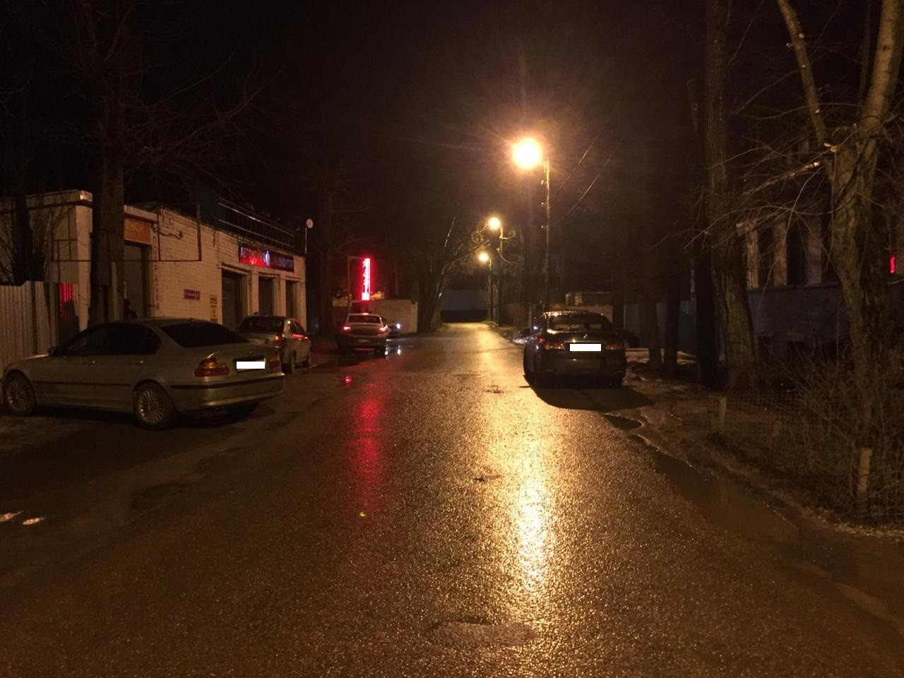 В Твери машина сбила 7-летнего мальчика