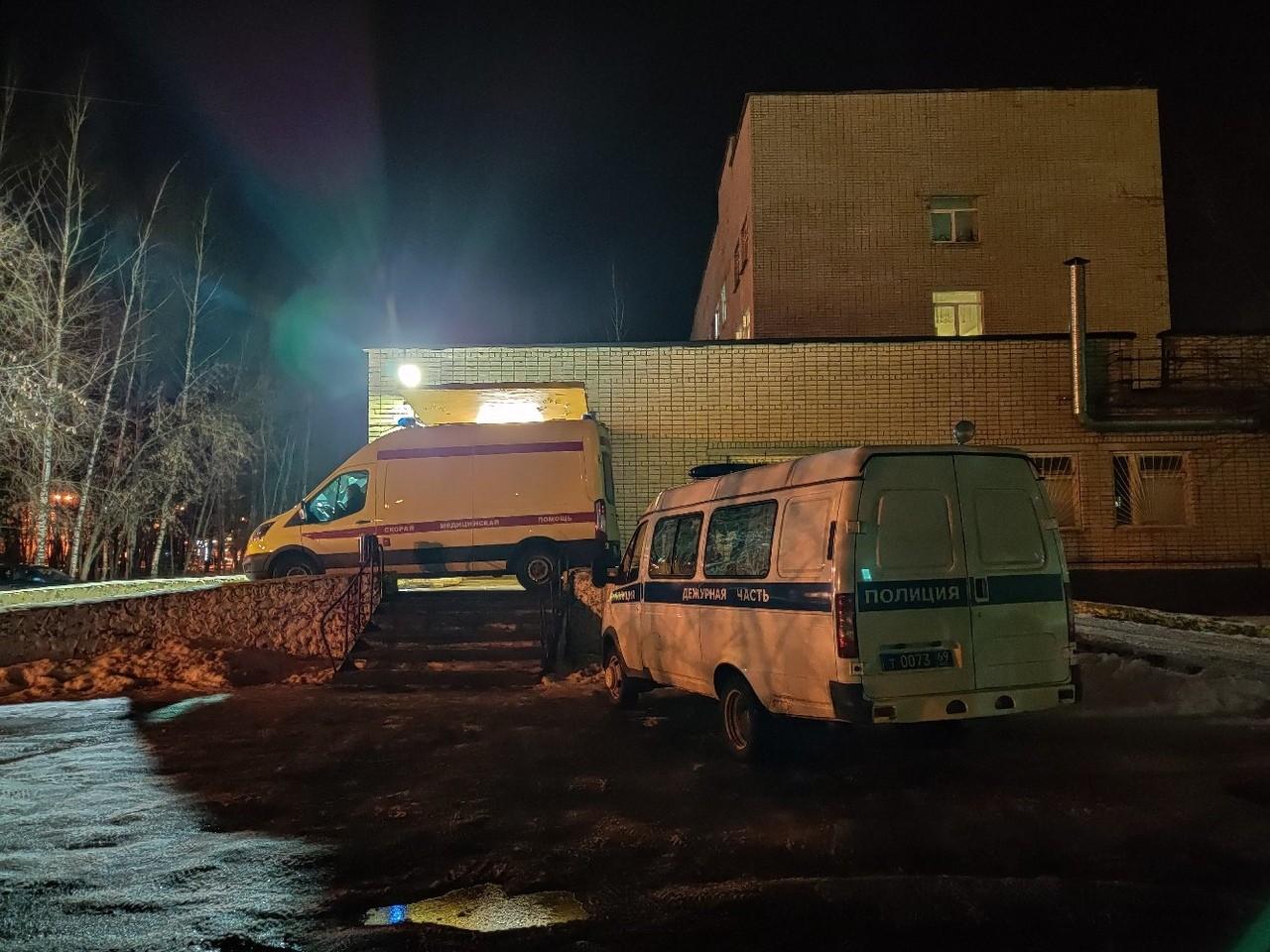 Пьяный житель Тверской области ударил ножом свою жену
