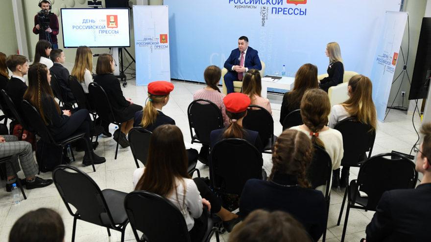 Игорь Руденя: домашних заданий для школьников должно быть меньше