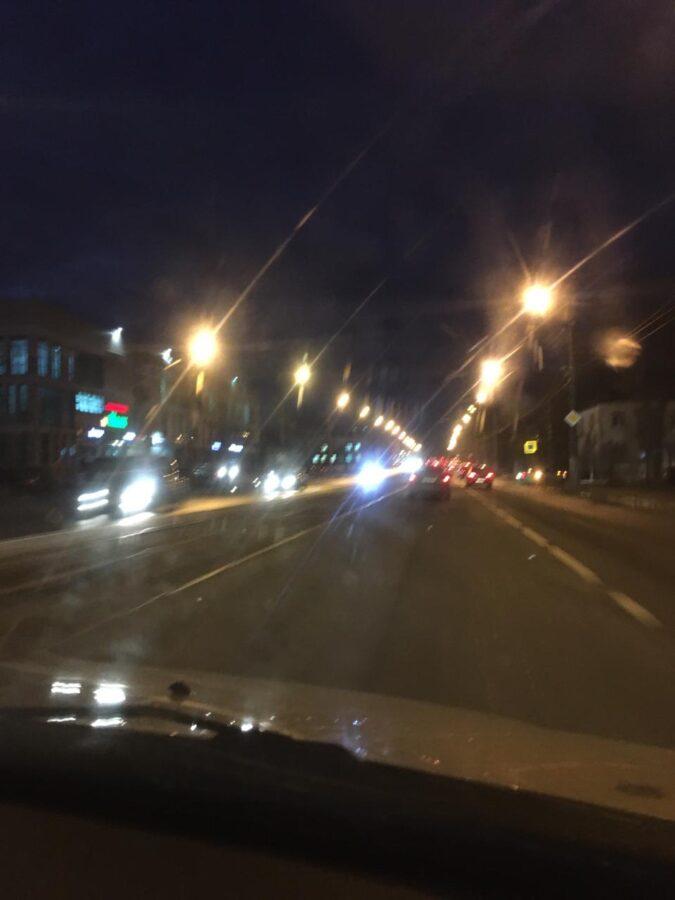 В Твери на пересечении улиц Маяковского и Пржевальского не работают светофоры