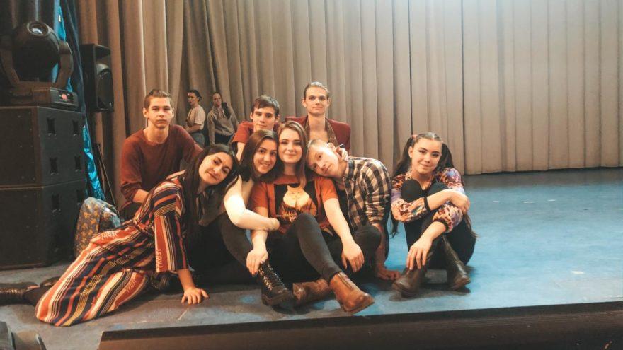 Студенты тверского колледжа достойно выступили на конкурсе цирковых коллективов