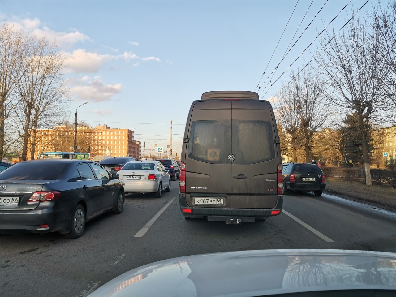 В Твери опять не работает очередной светофор