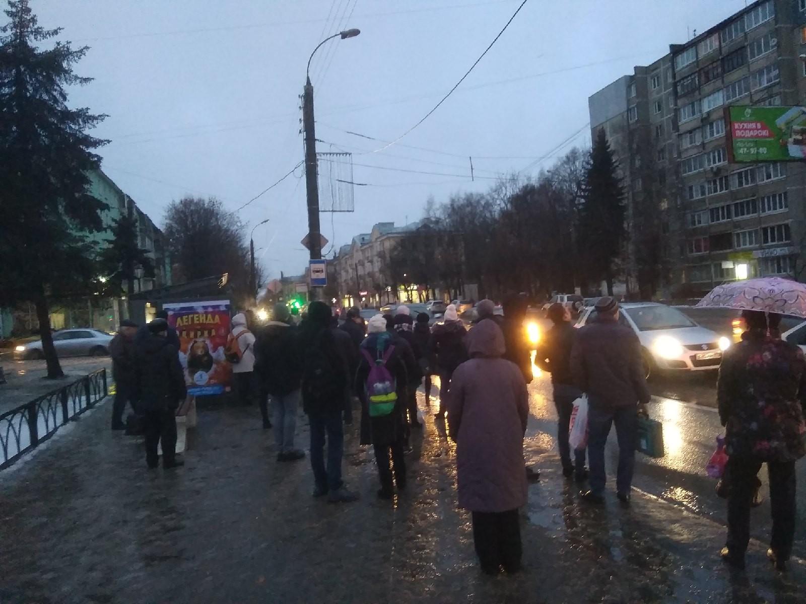 В Твери из-за саботажа маршрутчиков пустят дополнительные автобусы