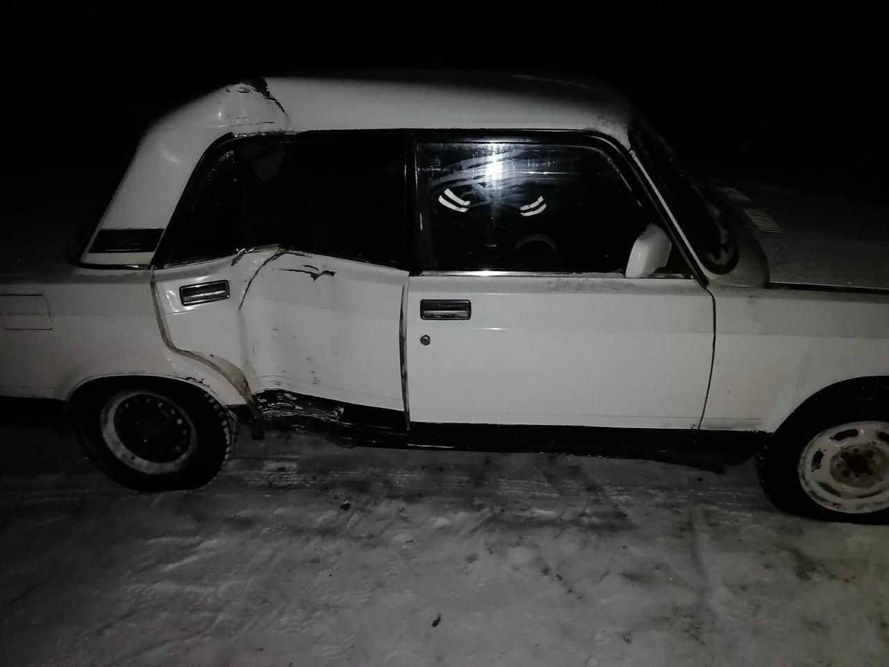 Водитель ВАЗа в Тверской области столкнулся с препятствием и оставил место ДТП