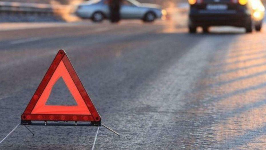 В аварии в Тверской области перевернулась Лада