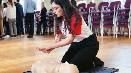 В Твери впервые проходят уроки первой помощи