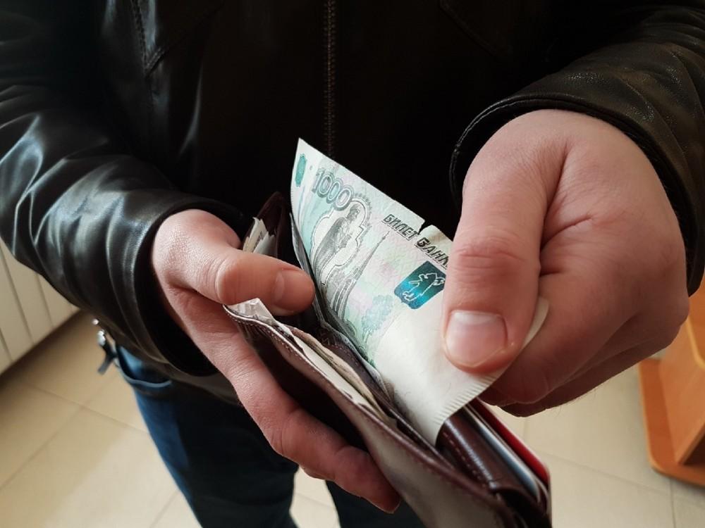 Жительница Тверской области поссорилась с сожителем и не досчиталась 89 тысяч