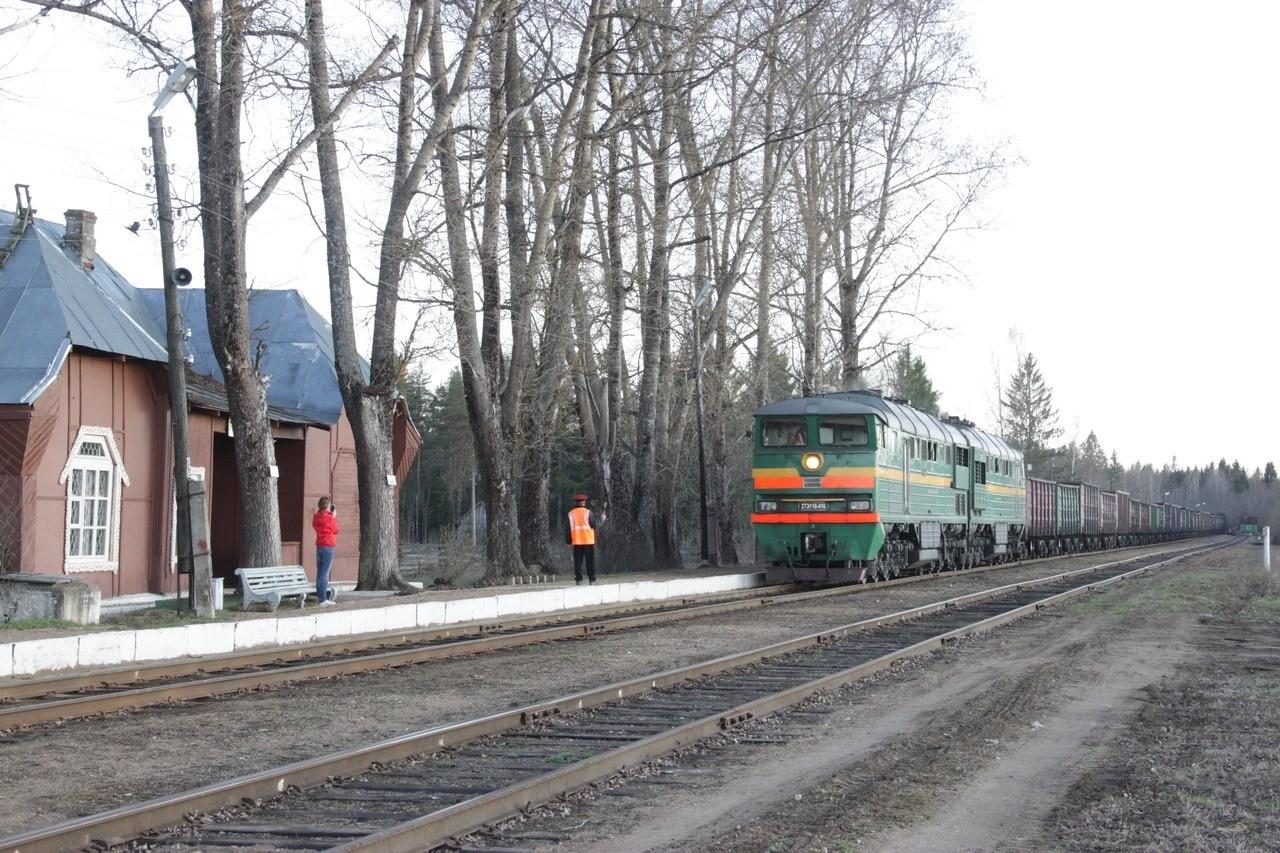 Двум станциям заповедной линии в Тверской области грозит закрытие