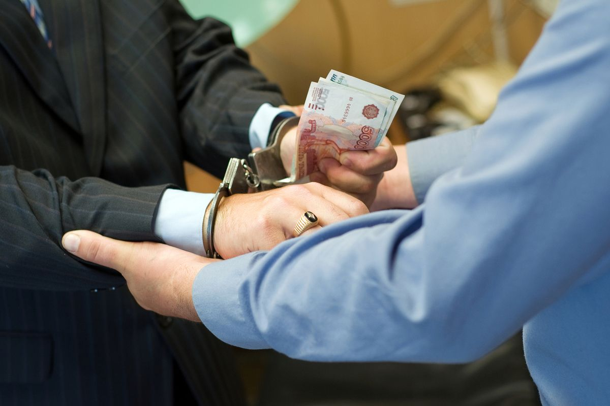 Тверской арбитражный управляющий был задержан при получении миллиона
