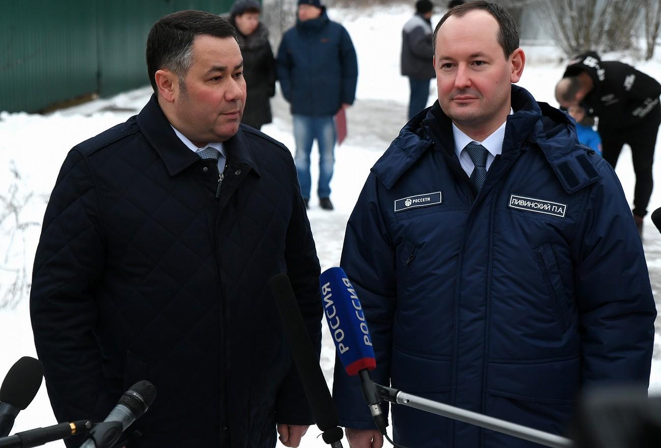 В Тверской области возьмут под контроль все бесхозные электросети