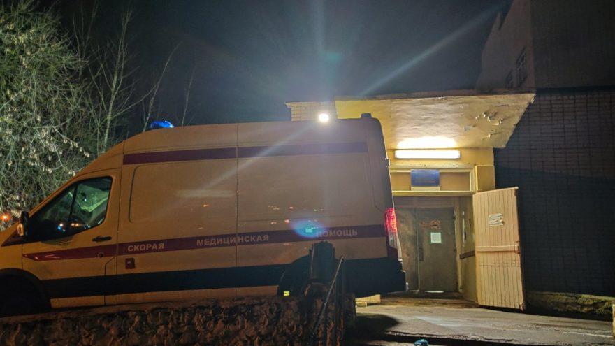 Мужчина в Тверской области ранил себя ножом в пьяном состоянии
