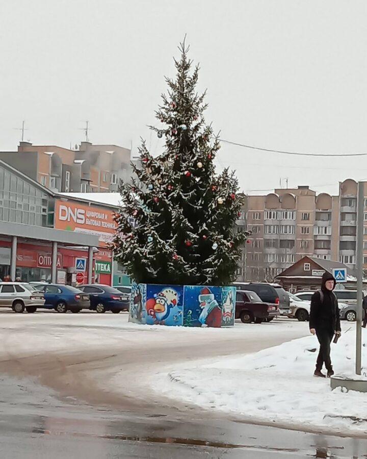 Праздник не спешит покидать улицы Кимр Тверской области
