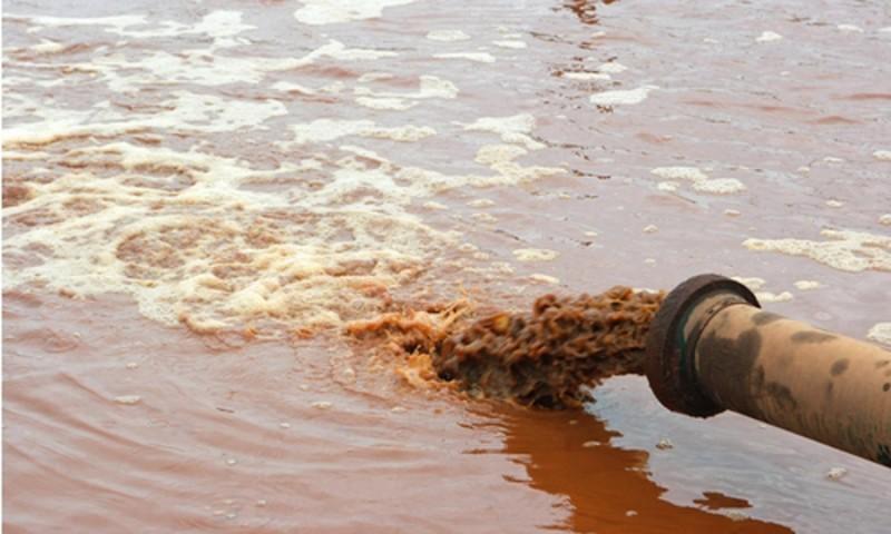 Предприятие в Тверской области сбрасывало в землю токсичные отходы