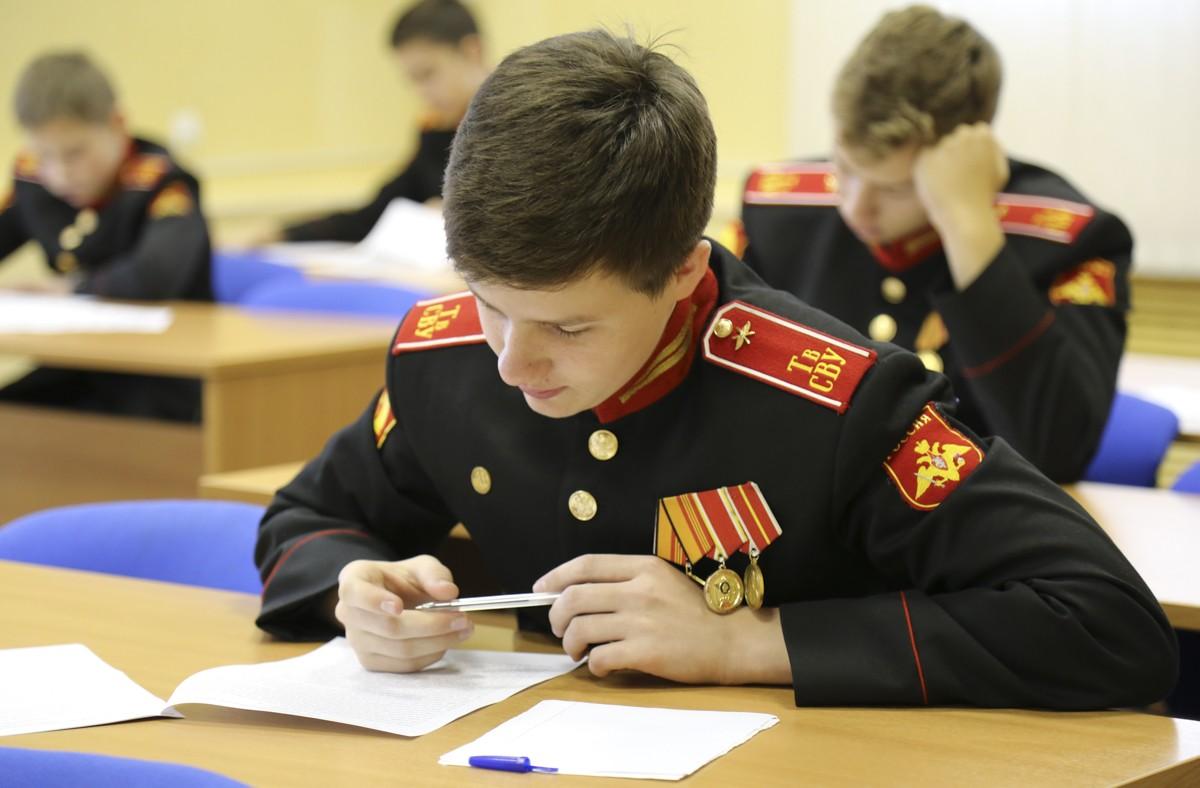 Тверские суворовцы начнут учебный год в новом здании