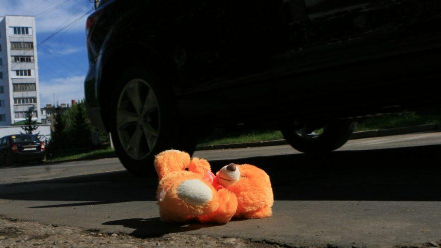В Кувшиновском районе водитель сбил ребенка