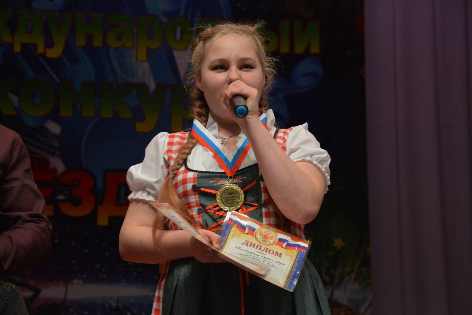 Тверская школьница рассказала, чем удивит жюри на шоу «Голос. Дети»