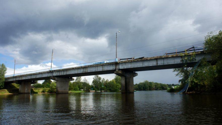 В Тверской области ускорят ремонт моста через Волгу