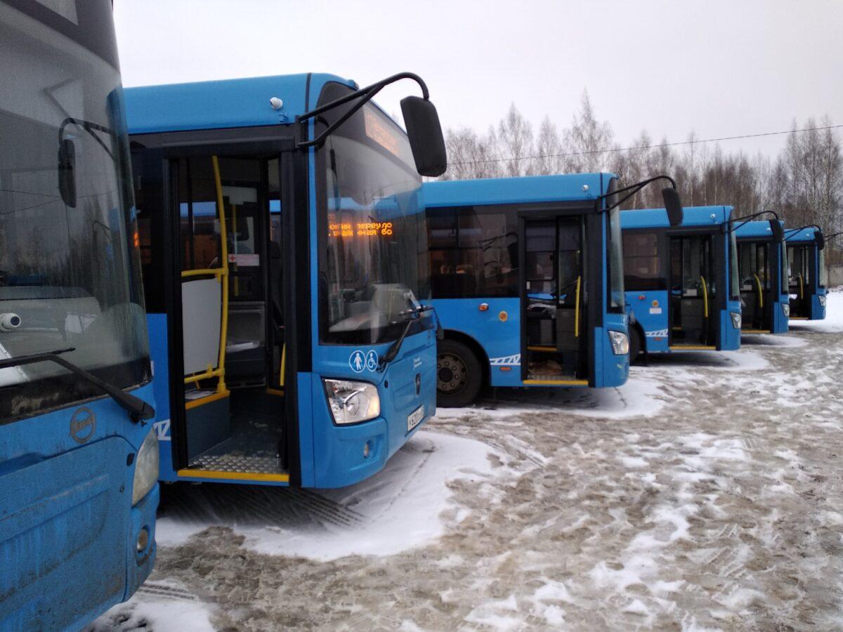 18 марта в Твери на линию выйдут 10 новых автобусов