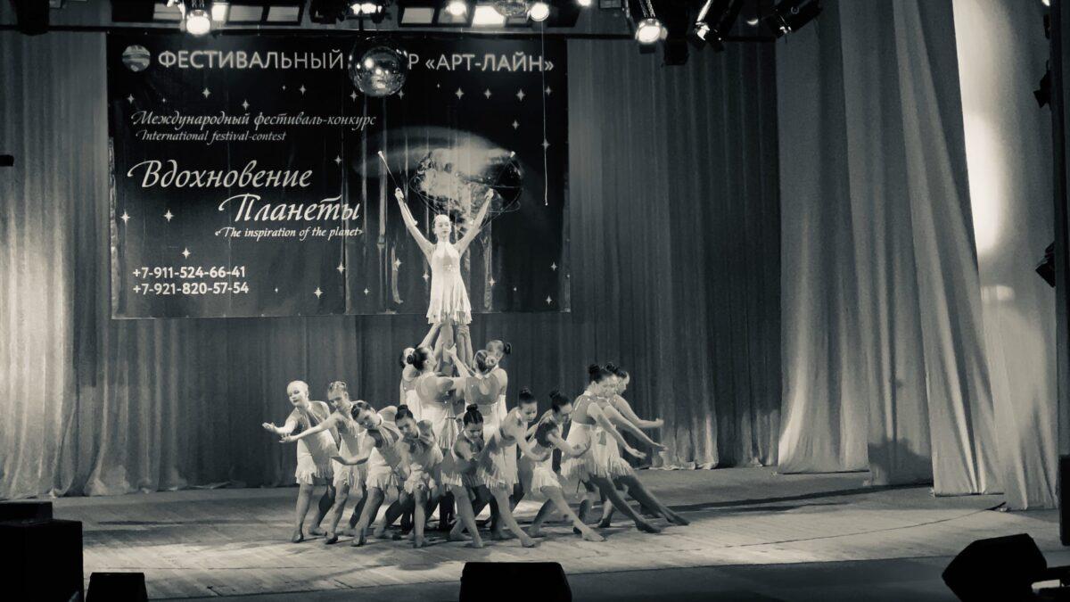 Мажоретки из Тверской области стали лучшими на международном конкурсе