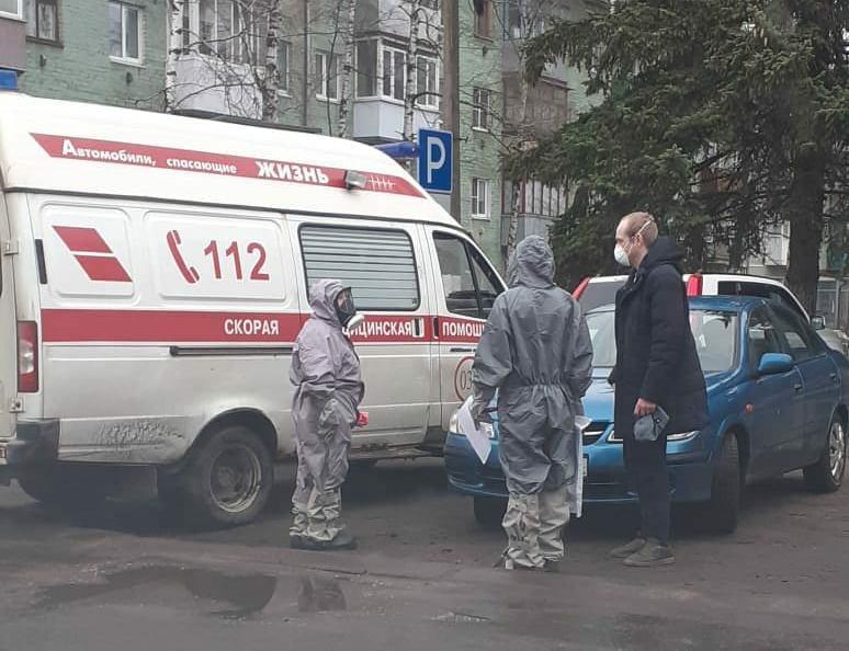 В Твери с инфекционными больными работают отдельные бригады скорой помощи