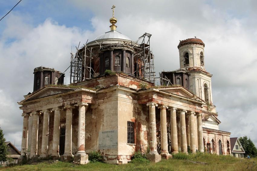 На телеканале «Культура» расскажут об уникальных тверских храмах