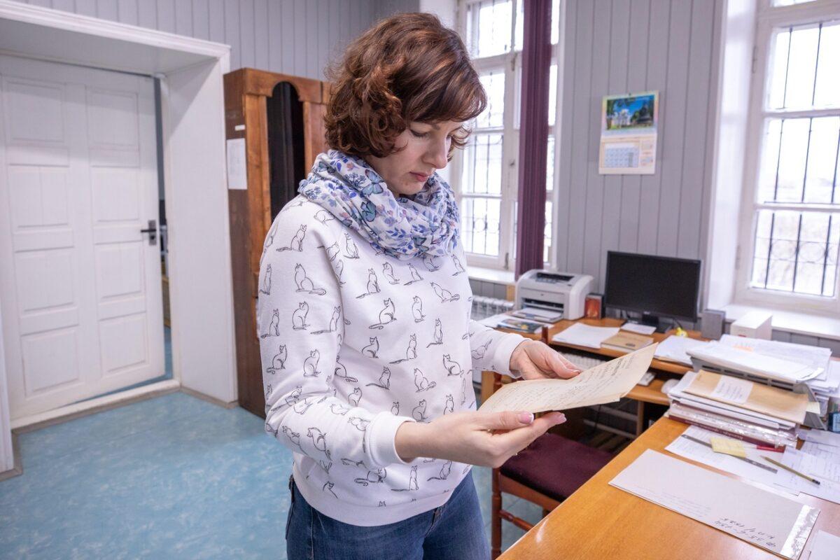 В Торжке нашли собственноручно написанное прошение князя-магнетизера