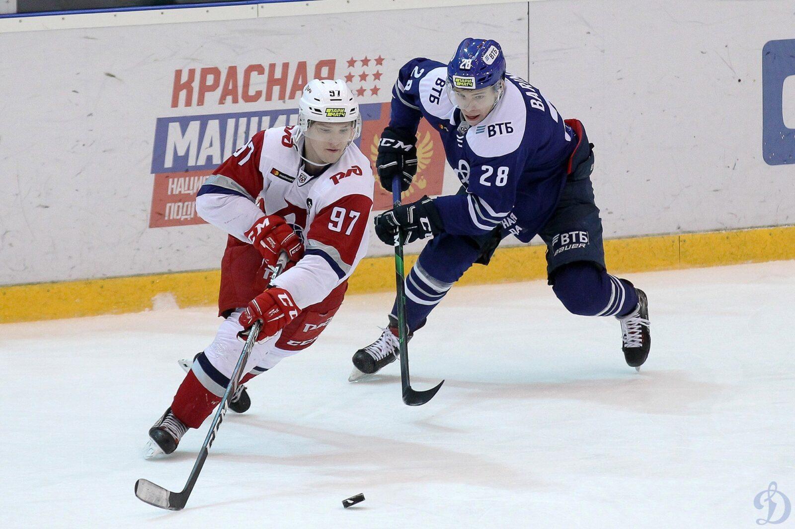 В Твери впервые пройдут матчи плей-офф Молодежной хоккейной лиги