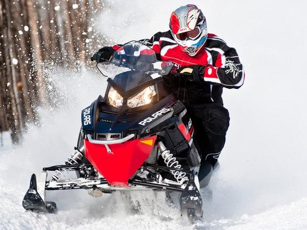 Арестован петербуржец, угонявший снегоходы и квадроциклы в Тверской области
