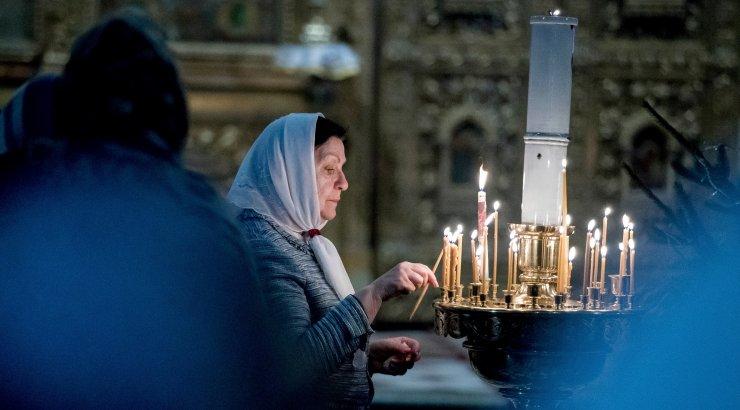 В тверских храмах будут молиться об избавлении от коронавируса