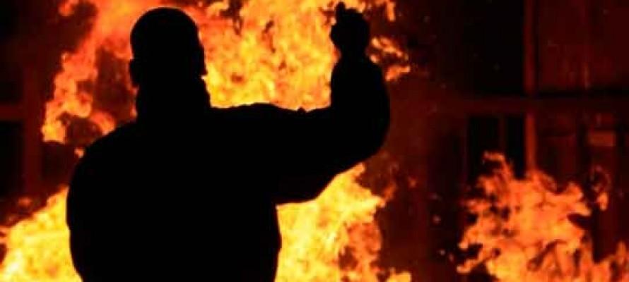 В Тверской области мужчина хотел сжечь заживо соседей