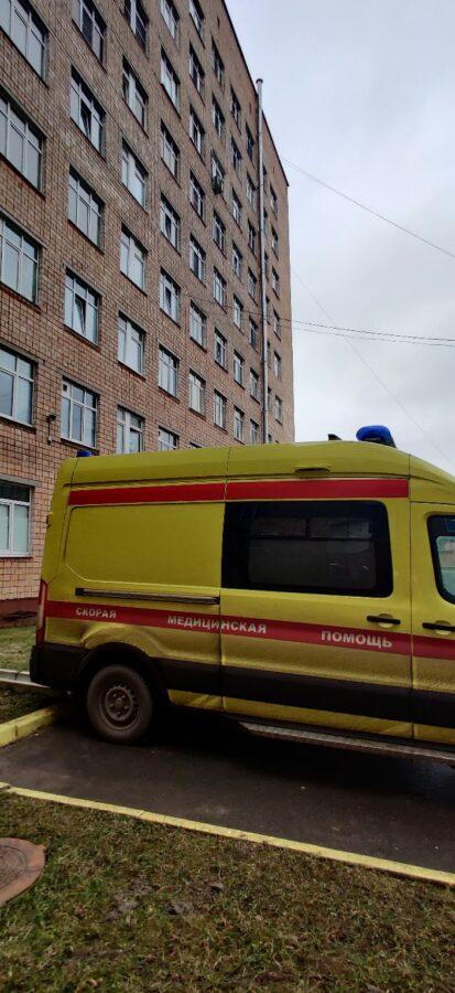 В Конаковском районе врачи спасли 52-летнего мужчину
