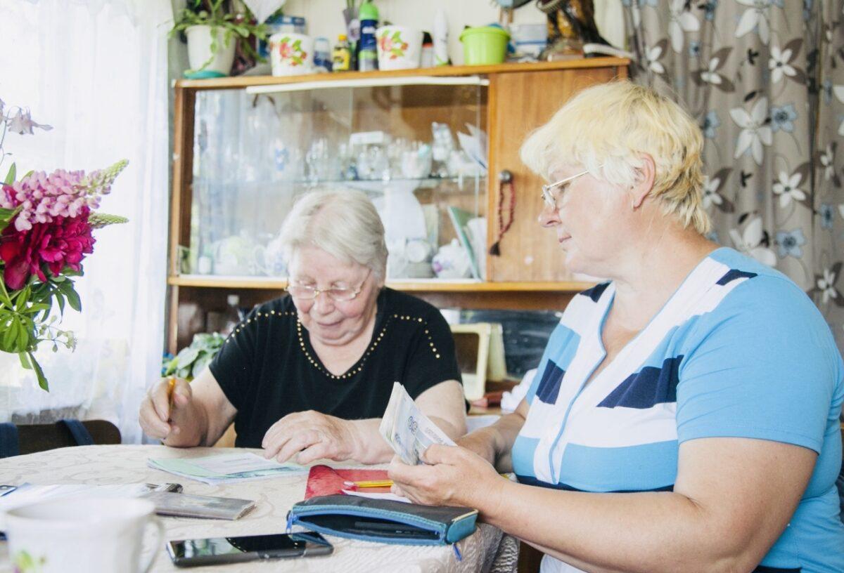 Из-за коронавируса пенсионеры Тверской области могут оплачивать услуги ЖКХ дому