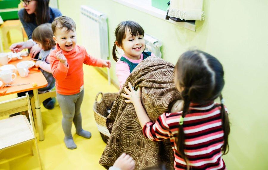 В Тверской области отремонтируют 12 детских садов