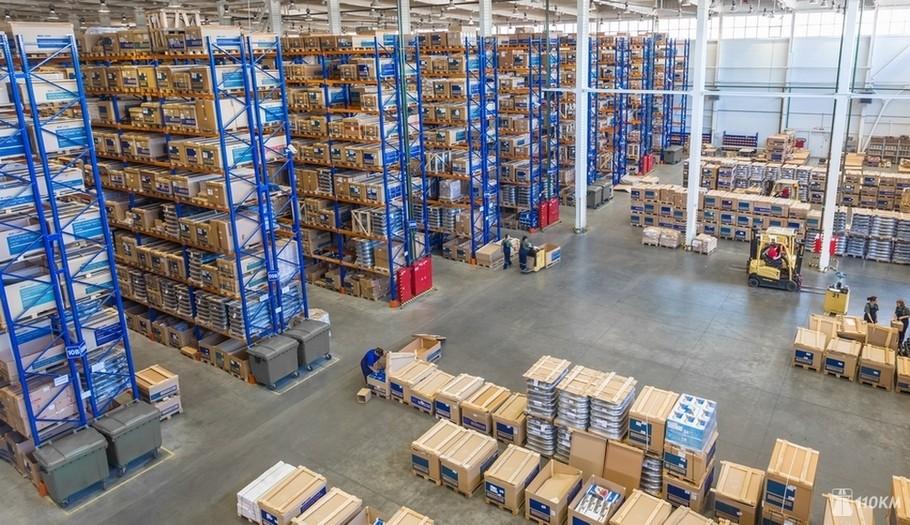 Под Тверью откроют один из крупнейших складов для запчастей ВАЗа