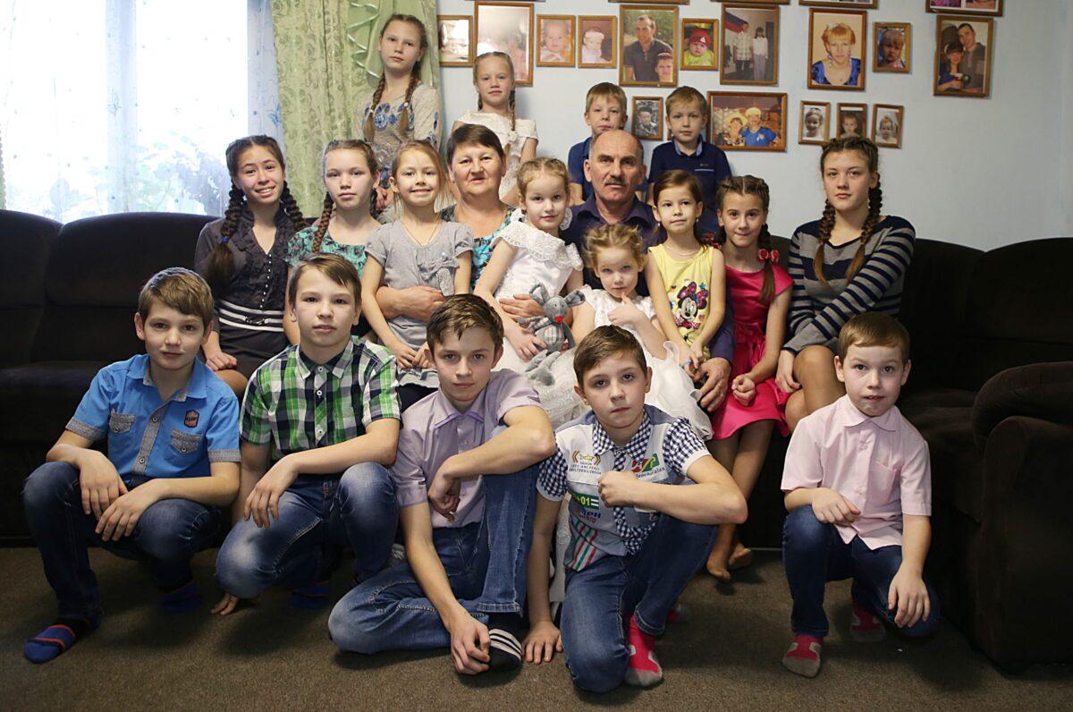 В Тверской области многодетные родители могут получить 150 тысяч рублей