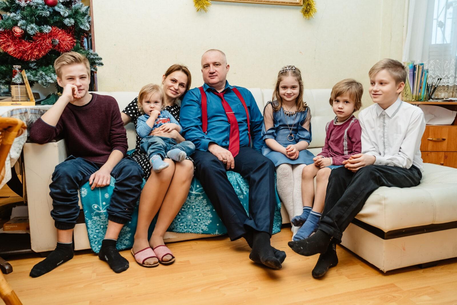 В Тверской области решили вдвое увеличить выплату многодетным отцам