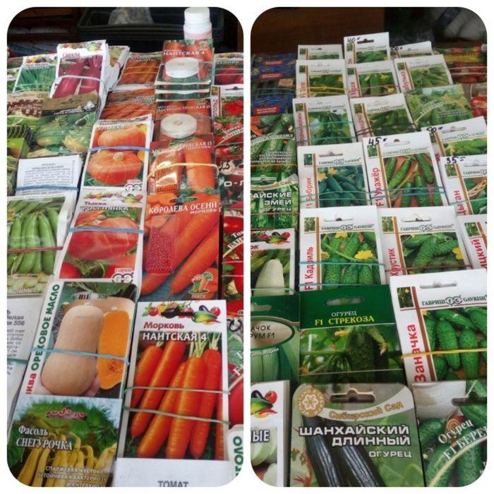 На рынке Осташкова Тверской области продавали некачественные семена