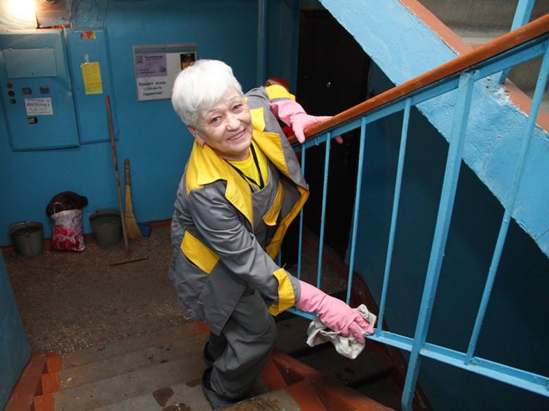 Из-за коронавируса в Твери будут мыть чаще коридоры первых этажей