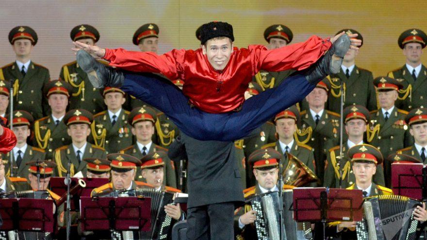 Тверь с нетерпением ждет артистов легендарного ансамбля имени Александрова