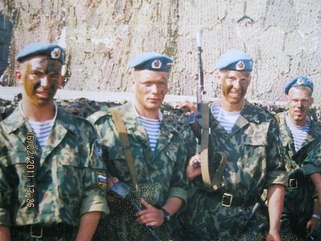 В Тверской области открыли памятник Сергею Козлову из бессмертной 6-й роты